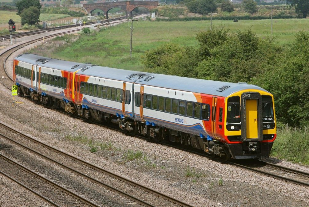 Rail passengers using services in Gedling borough to get refund for delays over 15 minutes or more