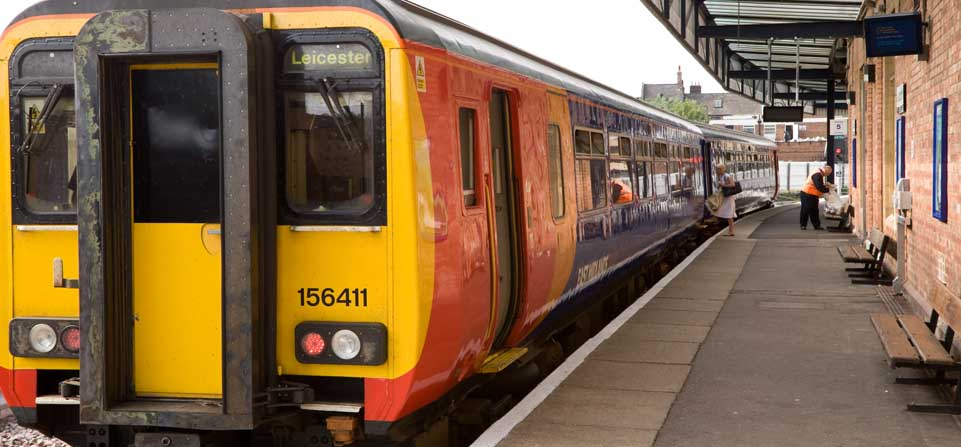 East Midlands Trains named best in UK by passengers