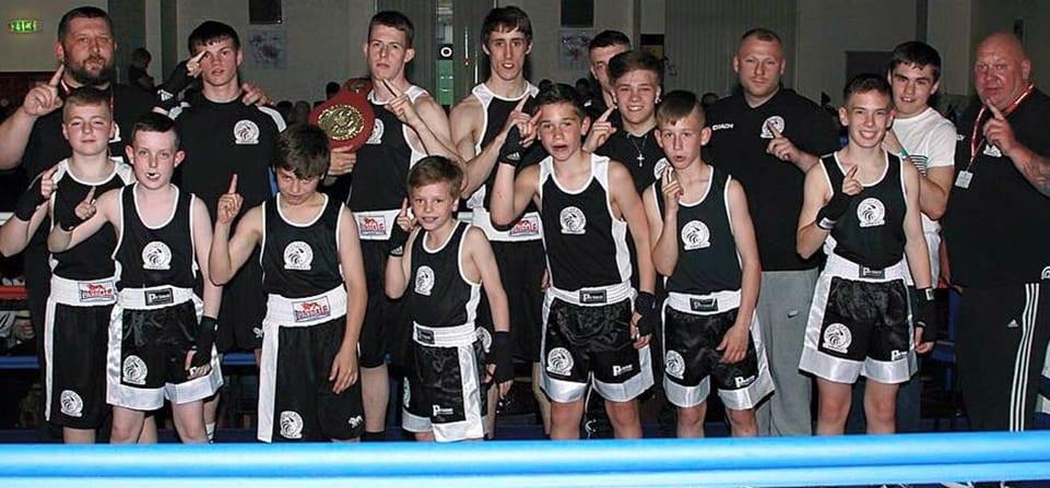 Arnold boxing club proving to be a knockout success
