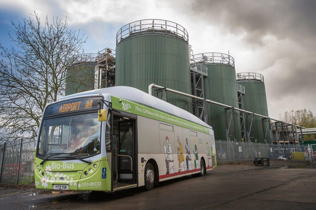 Colwick firm to help fuel new fleet of bio-gas buses