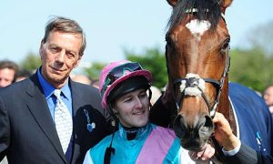 Frankel: the greatest of them all