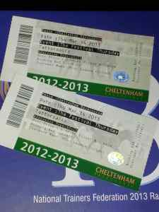 World Hurdle tickets