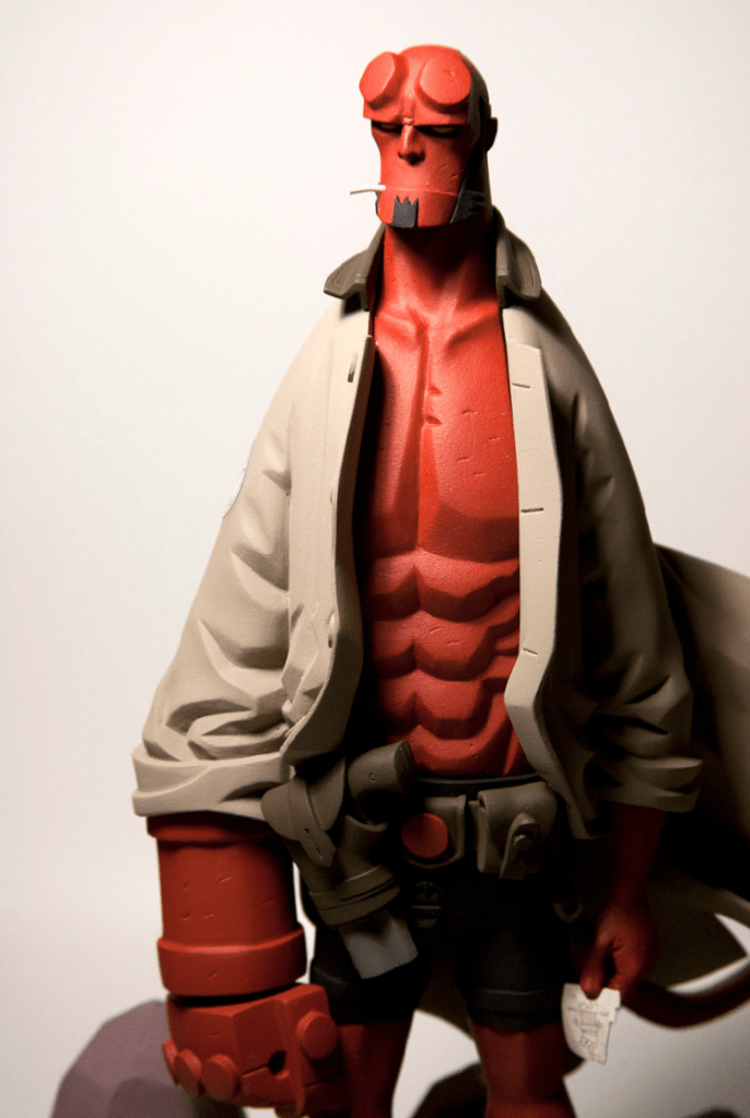 Fariboles Productions - Hellboy by Alban Ficat 6