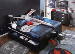 Small Of Star Wars Bed