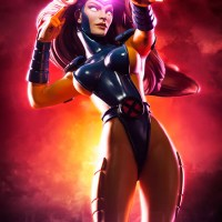 X-Men Jean Grey Premium Format Figure