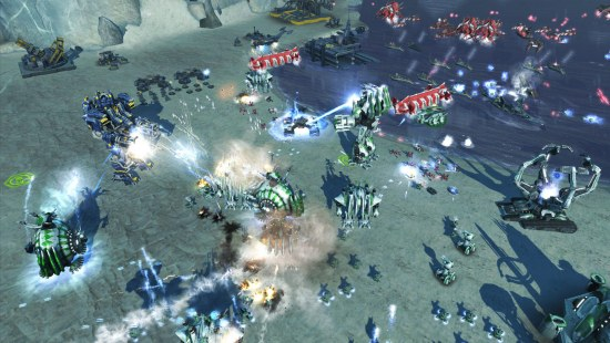 Supreme Commander 2 | Games with Gold mars 2016