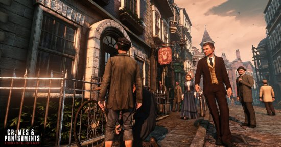 Sherlock Holmes Crimes and Punishment | Games with Gold mars 2016