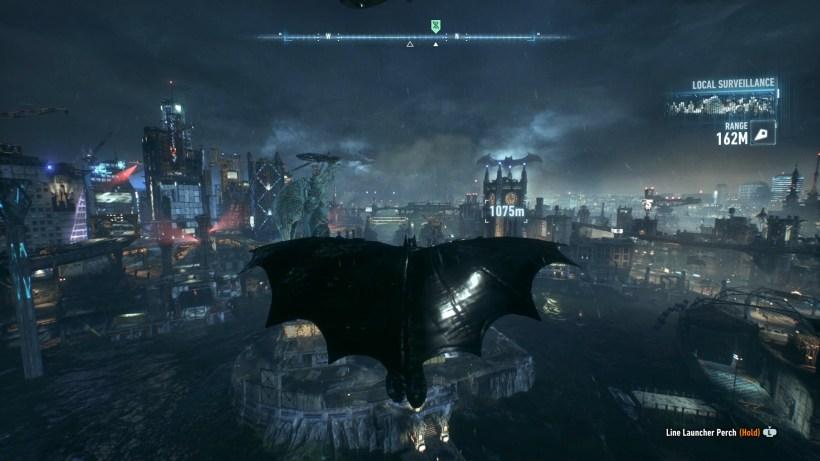 Scenic Batman
