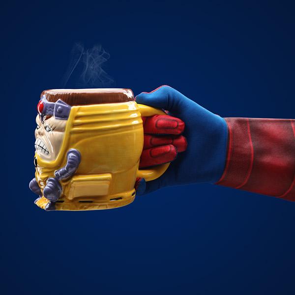 Marvel Modok Mug 2