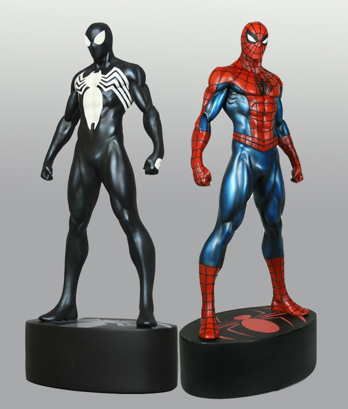 The Amazing Spider-Man Statues by Bowen Designs