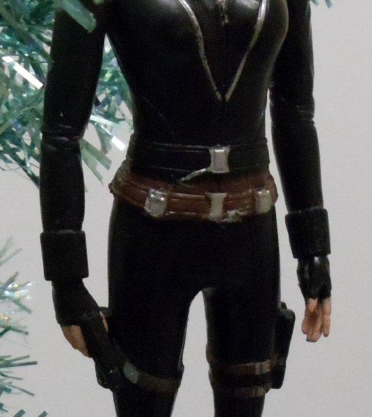 Black Widow Avengers Christmas Ornament - Geek Decor