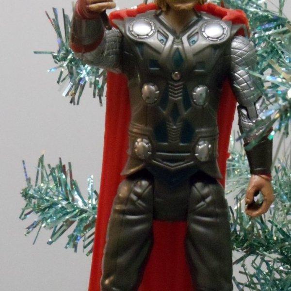 Thor Avengers Christmas Ornament - Geek Decor
