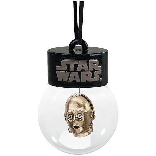 Star Wars C-3PO Christmas Ornament - Geek Decor