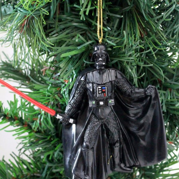 8 Piece STAR WARS Christmas Ornament Set  Geek Decor