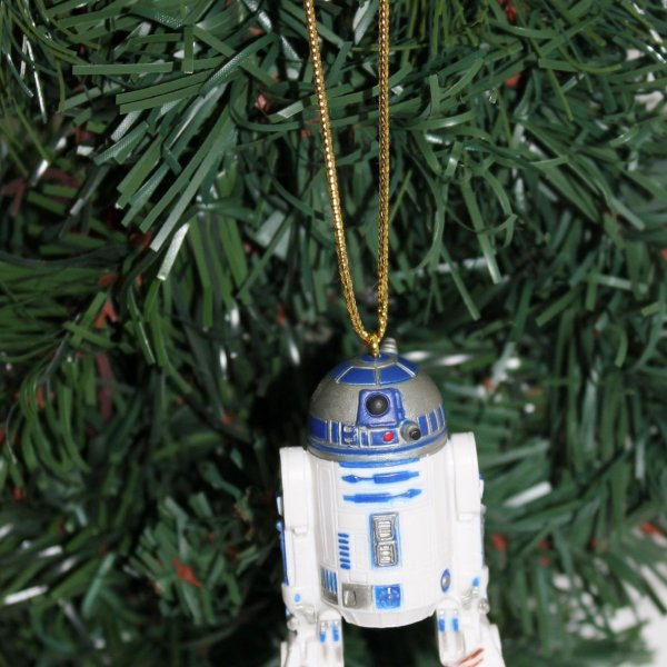 Star Wars Christmas Ornaments - Geek Decor