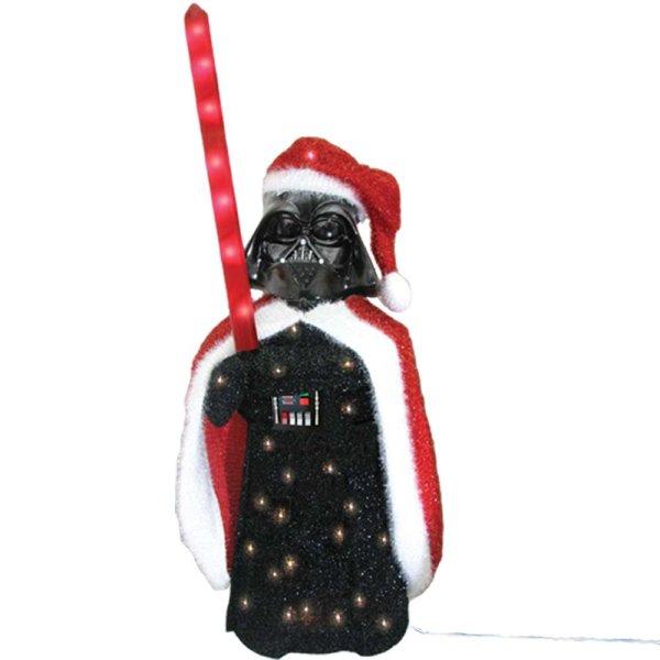Star Wars Outdoor Christmas Decorations - Geek Decor