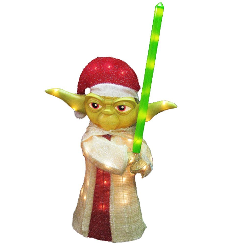 Star Wars Outdoor Christmas Decoration Geek Decor Geek Decor
