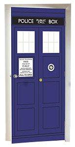 Amazing Doctor Who TARDIS Wall Decal   Geek Decor