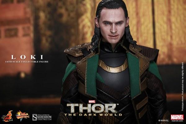 Loki Sixth Scale Figure by Hot Toys - Geek Decor