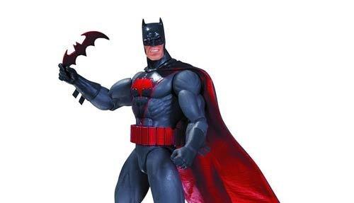 DC Comics Earth 2 New 52 Batman Action Figure - Geek Decor