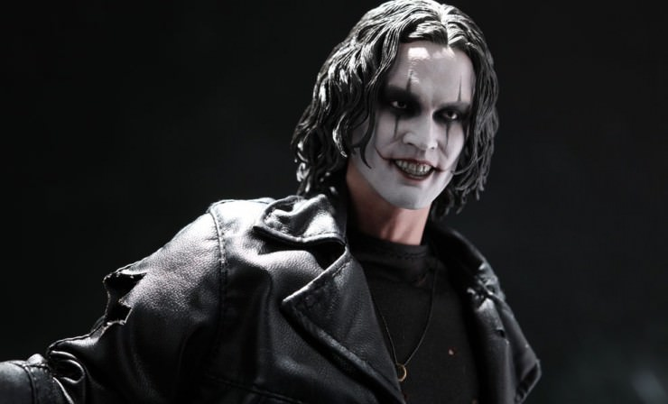 SIDESHOW TUESDAYS - The Crow Eric Draven Figure
