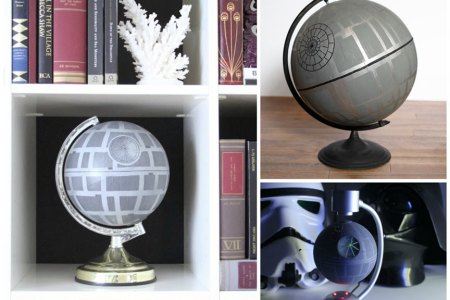 death star globes collage from ournerdhome1