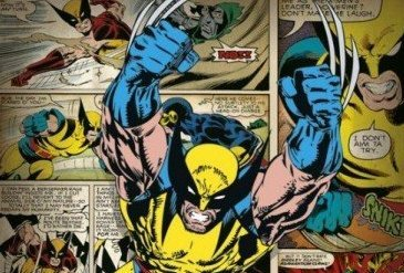 Marvel Comics Wolverine Poster - Geek Decor