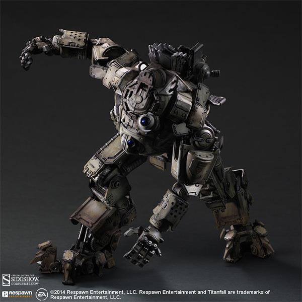 "Titanfall ""Atlas"" Figure - Geek Decor"