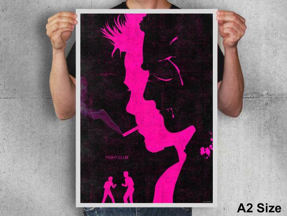 Fight Club Art Print - Geek Decor