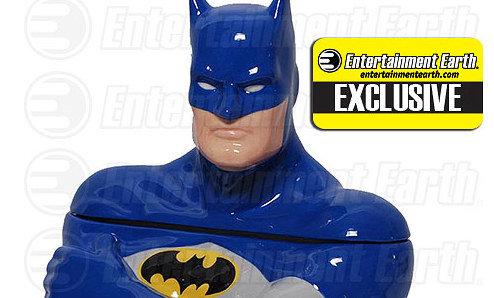 Batman Cookie Jar - Geek Decor