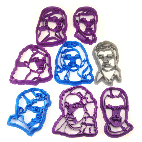 Firefly Crew Cookie Cutters - Geek Decor