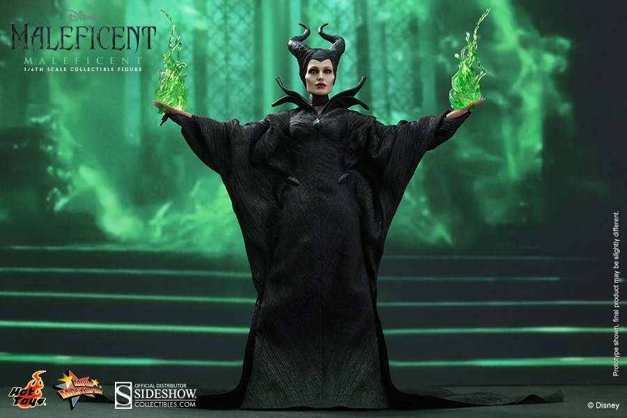 The Maleficent Hot Toys Collectible Figure