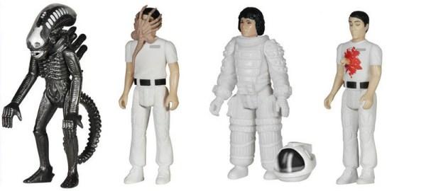 Funko ALIEN ReAction Figures Series 2 - Geek Decor