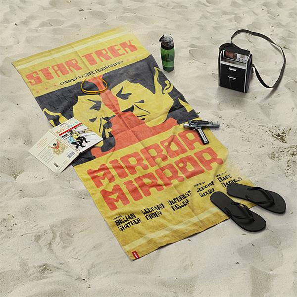 Star Trek Beach Towel - Geek Decor