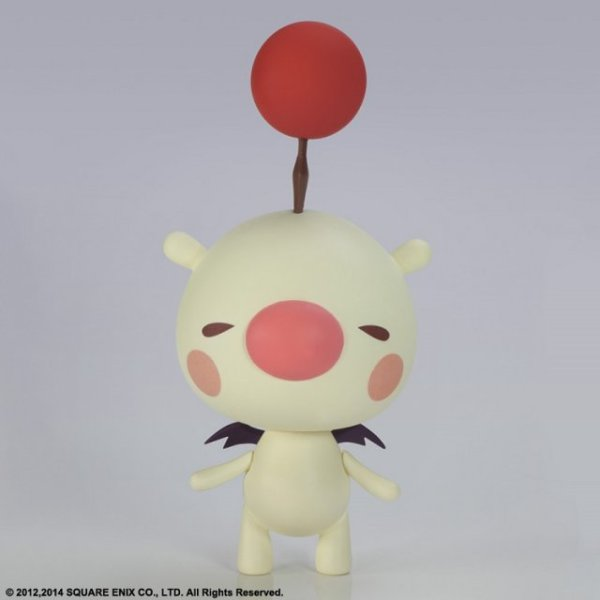 Final Fantasy Static Arts Mini Figure Moogle - Geek Decor
