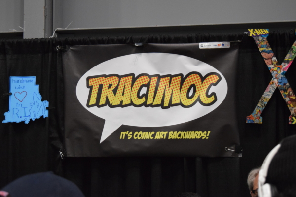 TRACIMOC at NYCC - Geek Decor 3