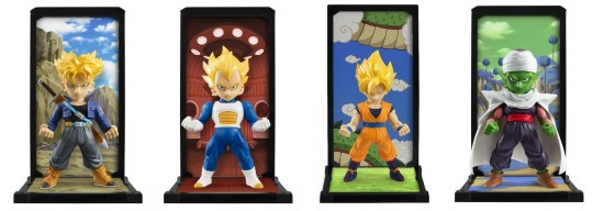 Bandai Tamashii Have Dragon Ball Z Buddies Figures
