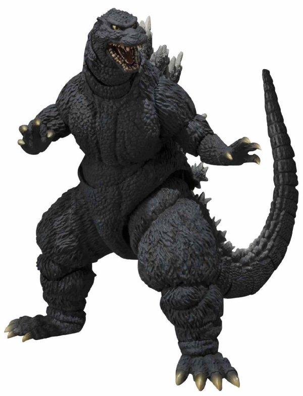 Bandai Tamashii Nations S.H. MonsterArts Godzilla action pose