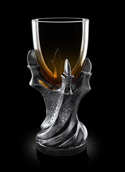 Game of Thrones Dragonclaw Goblet Replica - Geek Decor