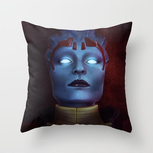 Mass Effect Pillows