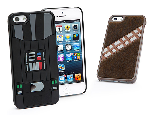 Star Wars Character Phone Cases -Geek Decor