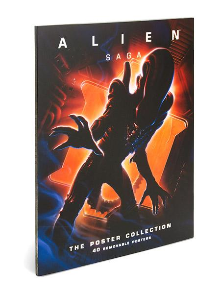 Alien Saga Poster - Geek Decor