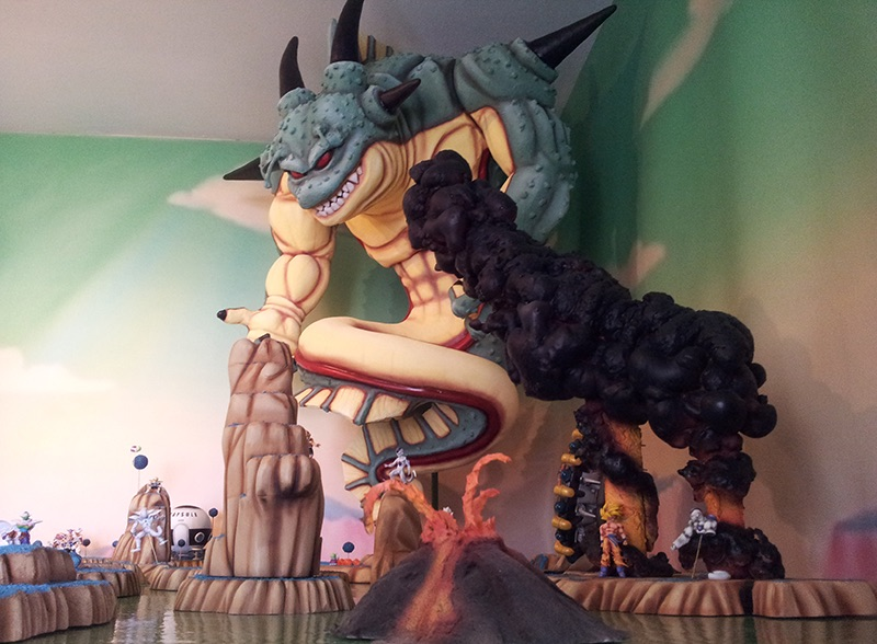 The Ultimate Dragon Ball Z Model, You Just Have To See