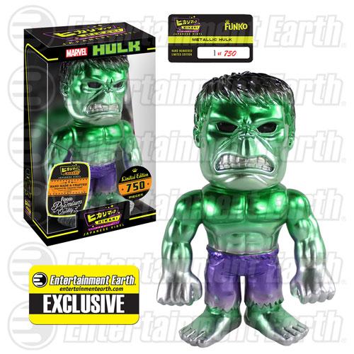 Hulk Hikari Sofubi Figure - Geek Decor