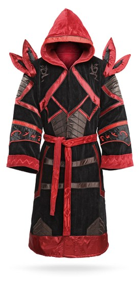 WOW Bloodfang Robe - Geek Decor