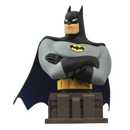 Batman Animated Series Bust - Geek Decor