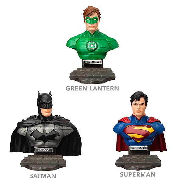 Justice League 3D Puzzles - Geek Decor