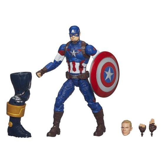Marvel Legends Infinite Series Captain America - Geek Decor