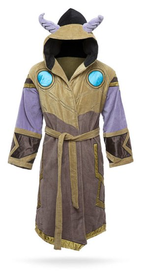 WOW Ladies' Draenei Robe - Geek Decor