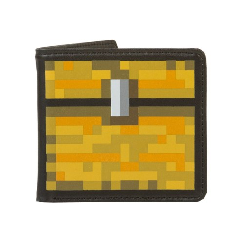 Minecraft Wallet - Geek Decor